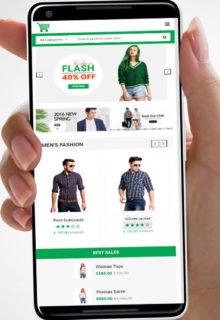 Multi-Store-eCommerce